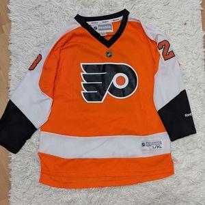 Claude Giroux Philadelphia Flyers Home Jersey